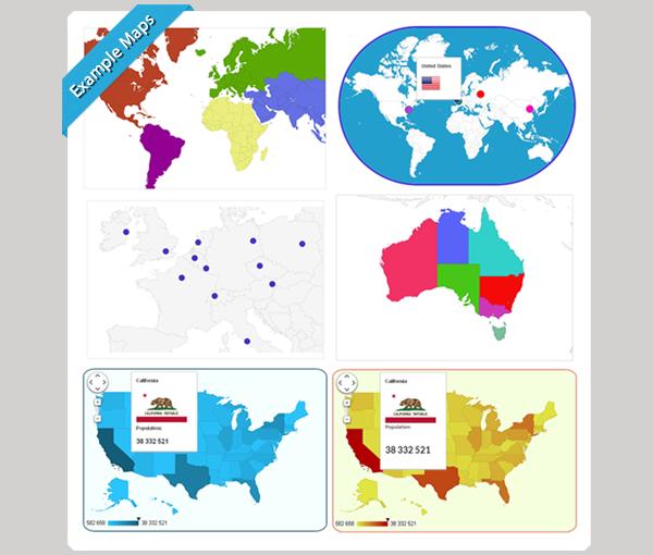 Google Interactive Maps - 1